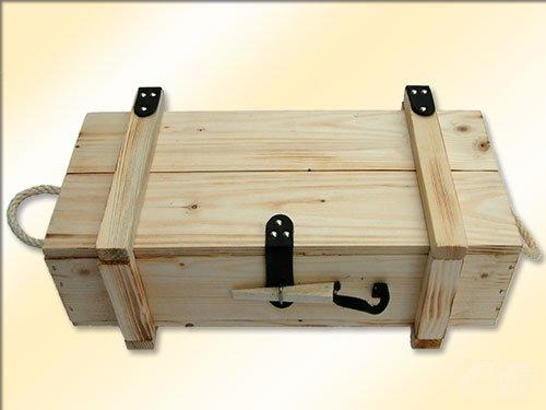 Сундук с ящика своими руками