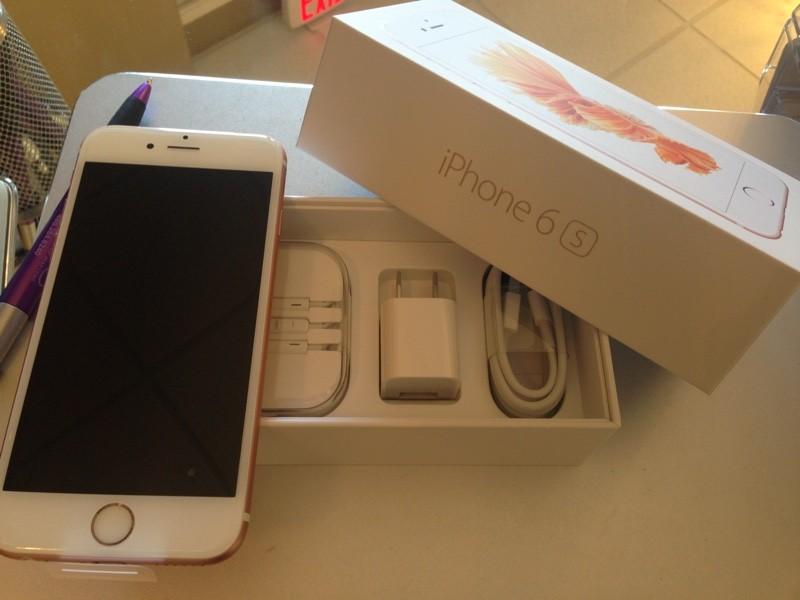 Brand New Apple, iPhone 6 / 6plus + / 6s / 6S Plus + / 5s unlocked