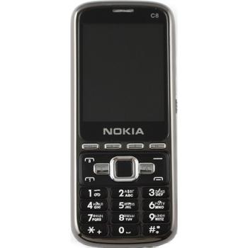Уникальные телефоны Nokia C8 4 sim, ТВ с доставкой