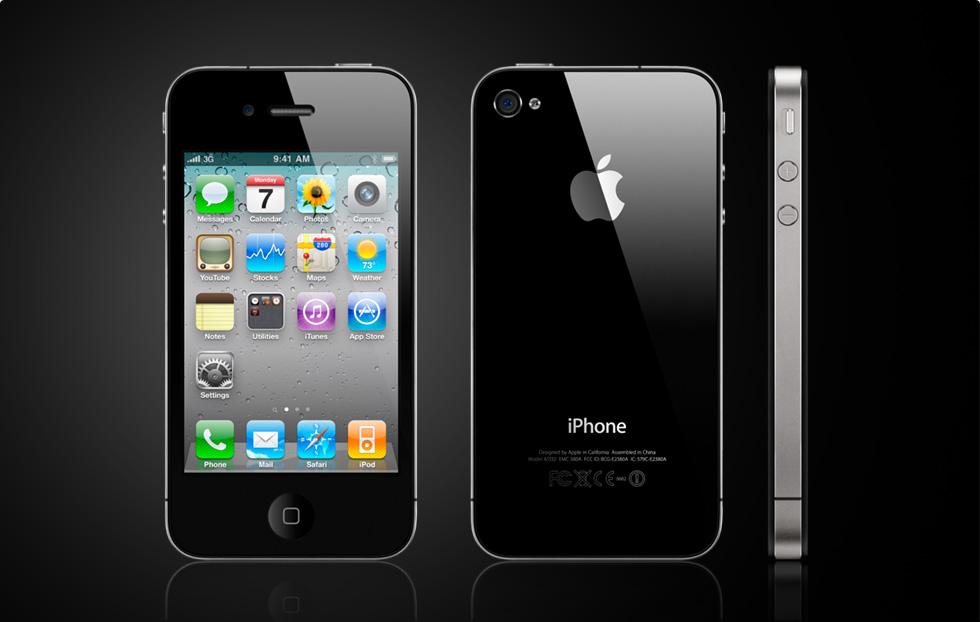 Реплика iPhone 6s (черный)