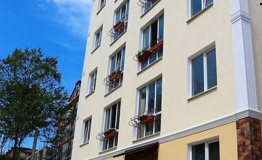 Двухуровневая квартира с ремонтом в Сочи