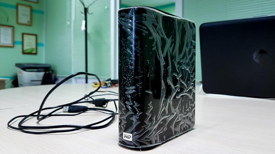Внешний жесткий диск 2 Tb USB 3.0 WD