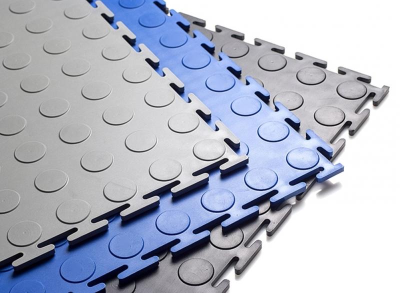 Модульные ПВХ покрытия для любых объектов.