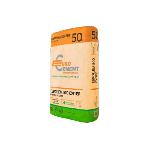 Цемент ЕвроЦемент по низким ценам