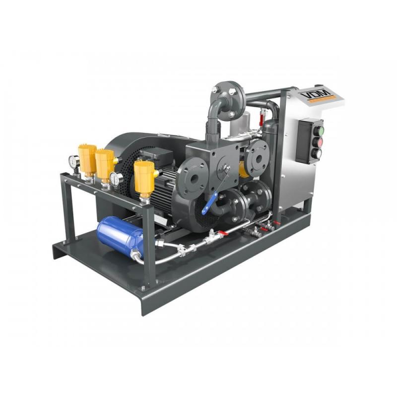 интовой компрессор VDM  667.310 на 60 м3час