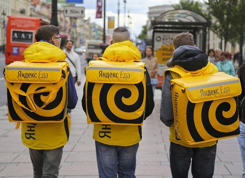 КурьерДоставщик к партнеру сервиса Яндекс.Еда