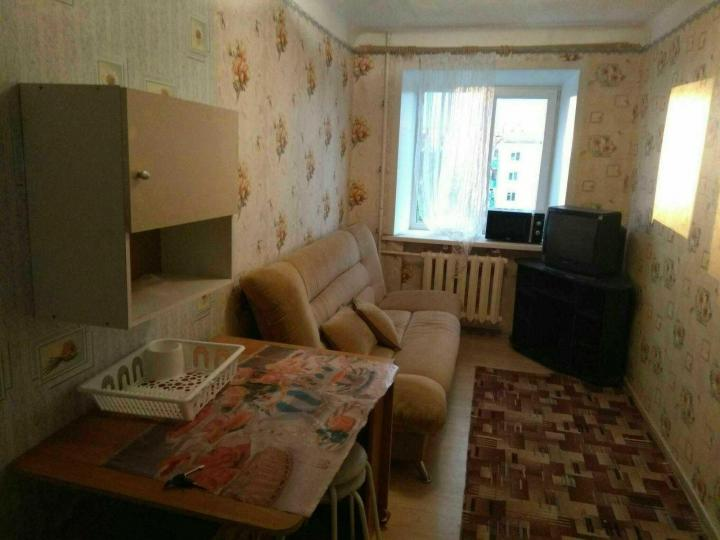 Продам комнату в квартире в кирпичном доме